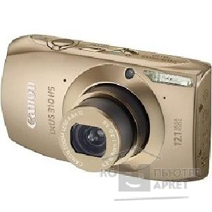 Цифровая фотокамера Canon IXUS 310 HS Touch LCD gold