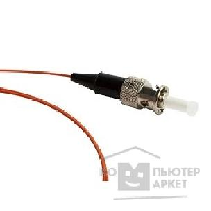 Патч-корд Hyperline FPT9-50-ST-PC-1M Пигтейл MM 50/ 125 OM2 , ST, 1 м, LSZH
