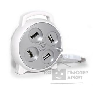 Концентратор USB Konoos UK10 4 USB 2.0 ports