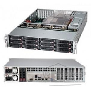 Корпус Supermicro CSE-826BE26-R1K28LPB