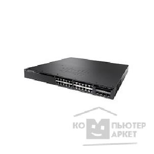 Сетевое оборудование Cisco WS-C3650-24TS-E  Catalyst 3650 24 Port Data 4x1G Uplink IP Services