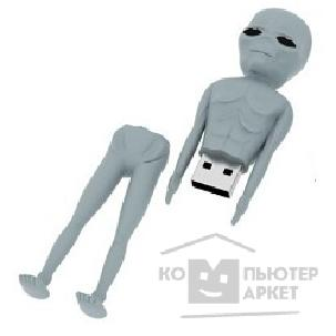 Носитель информации Ikonik USB 2.0 ICONIK RB-ALIEN-4GB АННУАК