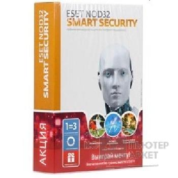 Программное обеспечение Eset NOD32 Smart Security+ Bonus + расширенный