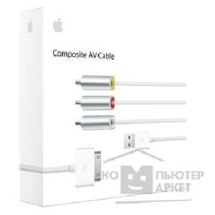 Аксессуар Apple MC748ZM/ A  Composite AV Cable