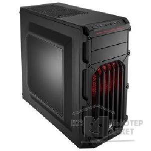 корпус Corsair  MidiTower Carbide Spec3 Red Light ATX w/ o PSU, 1xUSB3.0, 1xUSB2.0, 2x120mm fan [CC-9011052-WW]