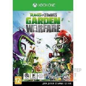 Игры Microsoft Plants vs. Zombies Garden Warfare русская документация