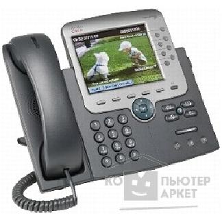 Интернет-телефония Cisco CP-7975G=  IP Phone 7975, Gig Ethernet, Color, spare