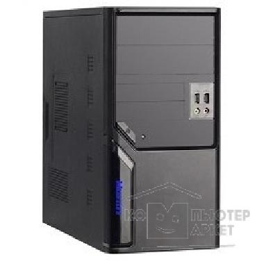 Корпус SuperPower MidiTower SP M102-CA Черный  400W  USB/ AU PW 1 24 Pin SATA