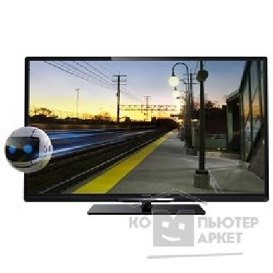 "Телевизор Philips LED  46"" 46PFL4308T/ 60 Черный FULL HD 3D 200Hz PMR USB DVB-T2 RUS"