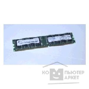 Модуль памяти Transcend DDR 512MB PC-2700 333MHz ECC Reg