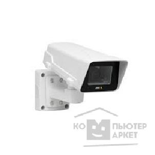 Цифровая камера Axis P1365-E Outdoor, NEMA 4X, IP66/ 67 and IK10-rated, lightweight, HDTV 1080p, day/ night, fixed network camera with CS-mounrt varifocal 2.8-8 mm P-iris lens and remote back focus