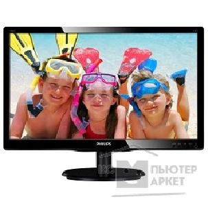 "������� Philips LCD  18.5"" 196V4LSB2 10/ 62 Black"