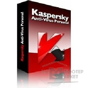 Программное обеспечение Kaspersky KL1125RBAFS  Anti-Virus 7.0 Desktop Box: 1Dt 1 year Base