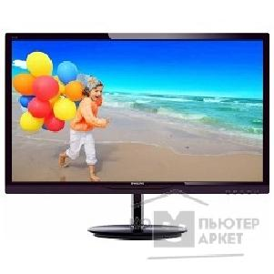 "Монитор Philips LCD  24"" 244E5QSD/ 00 01 Black-Cherry"