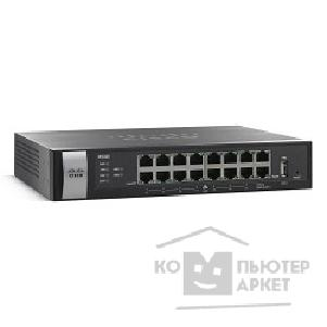 Сетевое оборудование Cisco SB RV325-K9-G5 RV325 Маршрутизатор Dual Gigabit WAN VPN Router