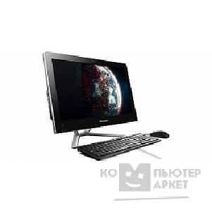 "Моноблок Lenovo IdeaCentre C345 20"" HD+ E2-1800/ 2G/ 500Gb/ DVDRW/ HD7340/ WiFi/ cam/ W8 black [57311132]"