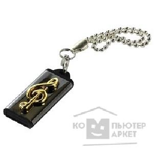Носитель информации Ikonik USB 2.0 ICONIK MTFC-MELODY-16GB МОЯ МЕЛОДИЯ Golden Swarovski crystal