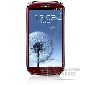 Samsung Телефон  Galaxy S III I9300 32Gb red GNL