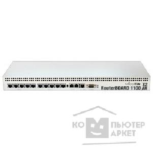 Сетевое оборудование Mikrotik RB1100AHx2-LM RouterBOARD 1100AHx2-LM with power supply and case