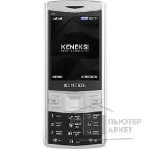 Кенекси KENEKSI K7 Black 2.4'', 320x240, up to 16GB flash, 0.3Mpix, Wi-Fi, GPS, 800mAh