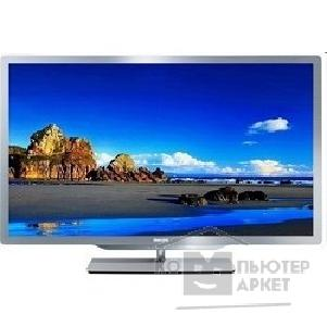 Телевизор Philips LED  42PFL7606H/ 60 black FULL HD 400Hz USB Smart TV Ambilight 3D Ready Rus