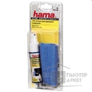 Чистящие средства Hama H-83746 Набор для чистки Compact Cleaning Kit for LCD/ Plasma Screens