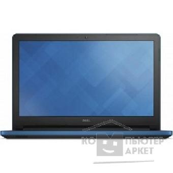 Ноутбук Dell Inspiron 5558 [5558-8849] blue 15.6'' HD i3-5005U/ 4Gb/ 500Gb/ DVDRW/ W10