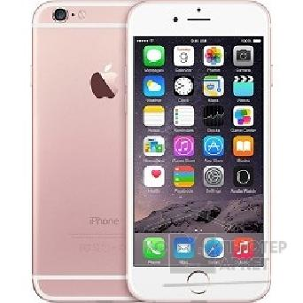 APPLE гаджет Apple iPhone 6s 16GB Rose Gold MKQM2RU/ A