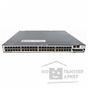 Коммутаторы, Маршрутизаторы Huawei S5700-52C-PWR-EI 48 Ethernet 10/ 100/ 1000 PoE+ ports,with 1 interface slot,without power module