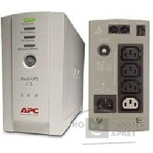 ��� APC by Schneider Electric APC Back-UPS CS 500 BK500EI