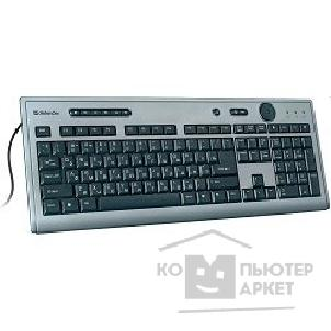 Клавиатура Defender Keyboard  Magnate 800 S темно-серебр. , USB, проводная кл-ра