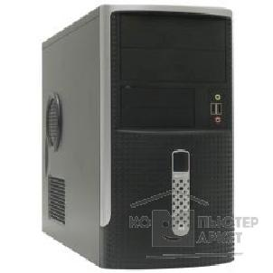 Корпус Inwin Mini Tower  EM-001BS Black 350W 12V 2*USB+AirDuct+Audio mATX [1192890/ 6007639]