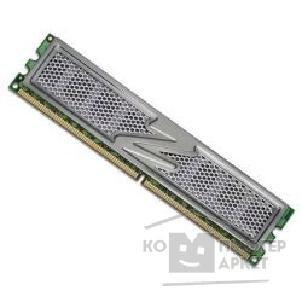 Модуль памяти Ocz DDR-II 1GB PC2-6400 800MHz [2T800IO1G] Titanium Series Intel Optimized