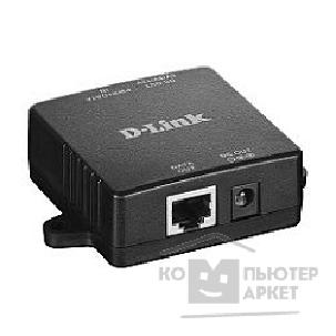 Цифровая камера D-Link DKT-50/ A1A  10/ 100/ 1000 Base-T Gigabit Ethernet Ports, IEEE 802.3af support; PoE Splitter выходное напряжение 5/ 9/ 12В DC