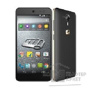 Мобильный телефон Micromax E313 Canvas Express Black Champagne