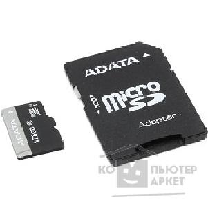 Карта памяти  A-data Micro SecureDigital 128Gb  AUSDX128GUICL10-RA1