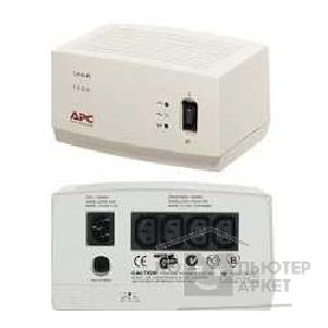 Сетевой фильтр APC by Schneider Electric APC Line-R 600VA LE600I Automatic Voltage Regulator 220, 230, 240 V