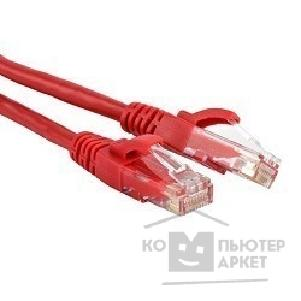 Патч-корд Hyperline PC-LPM-UTP-RJ45-RJ45-C6-15M-LSZH-RD Патч-корд U/ UTP, Cat.6, LSZH, 15 м, красный