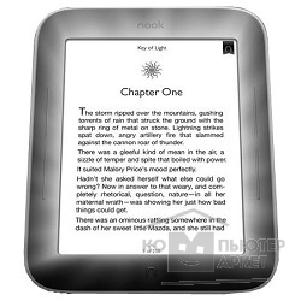 "Amazon ����������� ����� Nook Simple Touch GlowLight Wi-Fi, 6"" E Ink Pearl Display 2Gb, microSD slot"