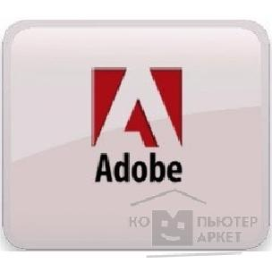 Неисключительное право на использование ПО Adobe 65227444BA01A12 Illustrator CC ALL Multiple Platforms Multi European Languages Licensing Subscription Renewal Level 1 [1 - 9]