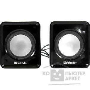 Defender SPK 22 черный, 5 Вт, питание от USB [65503]/Defender SPK 22 65503