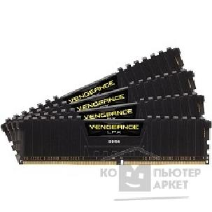 Модуль памяти Corsair  DDR4 DIMM 16GB Kit 4x4Gb CMK16GX4M4A2800C16