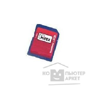 Карта памяти  Mirex SecureDigital 512Mb , UL410512SDP