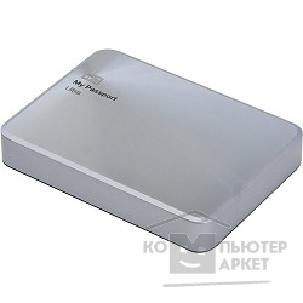Носитель информации Western digital WD Portable HDD 2Tb My Passport Ultra Metal Edition WDBCHW0020BSL-EEUE