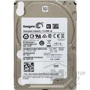 Жесткий диск Seagate 2TB  Enterprise Capacity 2.5 HDD ST2000NX0253