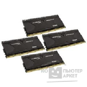 Модуль памяти Kingston DDR4 DIMM 16GB Kit 4x4Gb HX430C15PB2K4/ 16