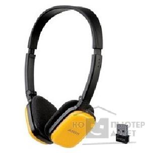 Наушники A-4Tech A4Tech RH-200-2, BLACK+YELLOW