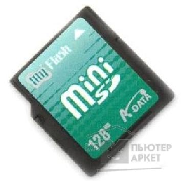 Карта памяти  SanDisk Mini SecureDigital 128MB A-DATA  Mini SD Memory Card