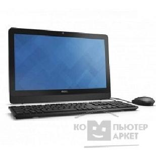 "Моноблок Dell Inspiron 3052 [3052-6045] black 19.5"" HD+ Pen N3700/ 4Gb/ 1Tb/ DVDRW/ Linux/ k+m"