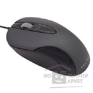Мышь Oklick 151M gray/ black optical mouse, USB, 800dpi